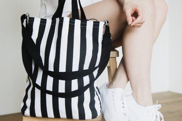 páskovaná taška