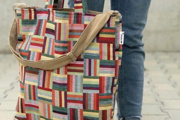 farebná kabelka