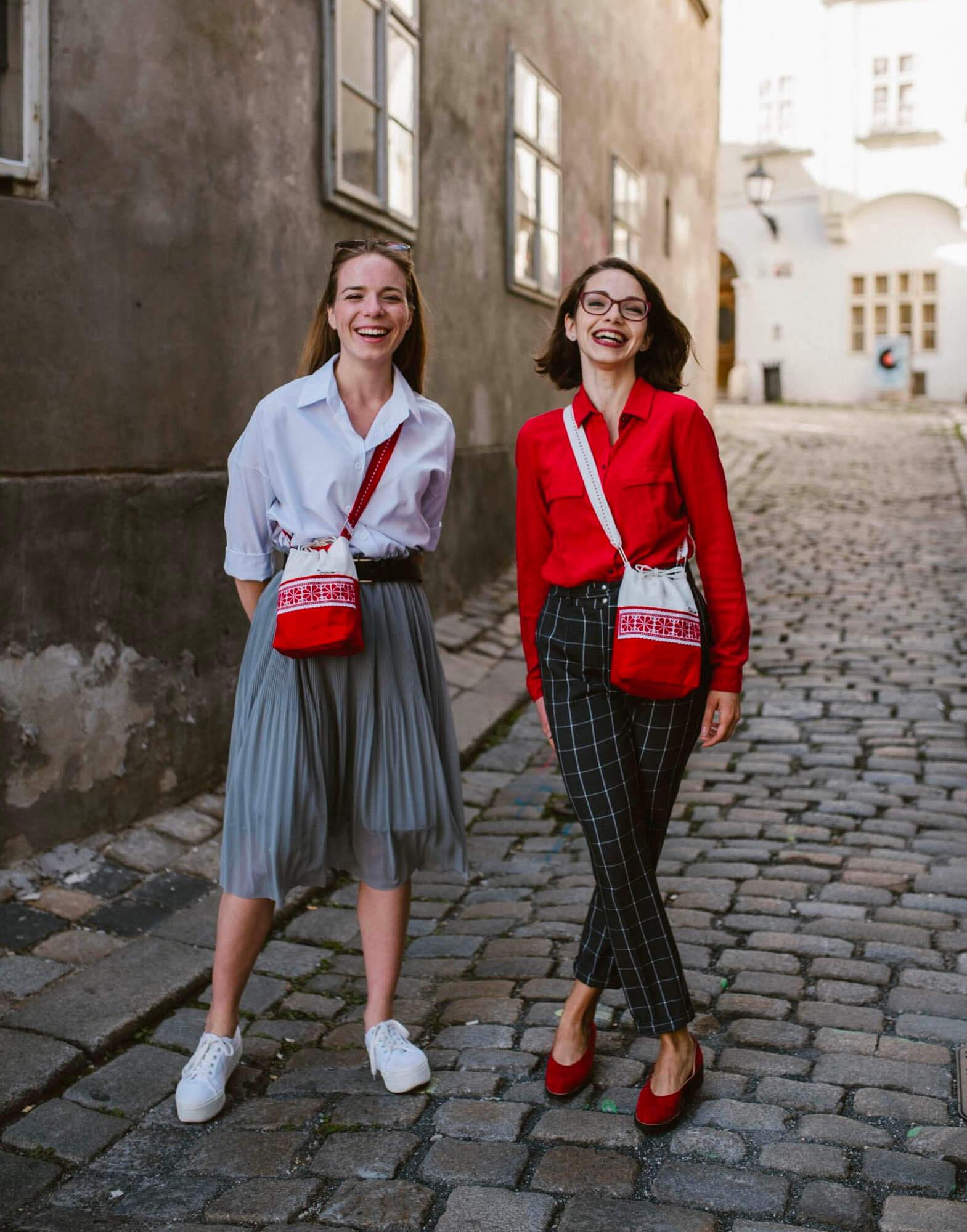 Katka Peterova a Mirka Zajacova
