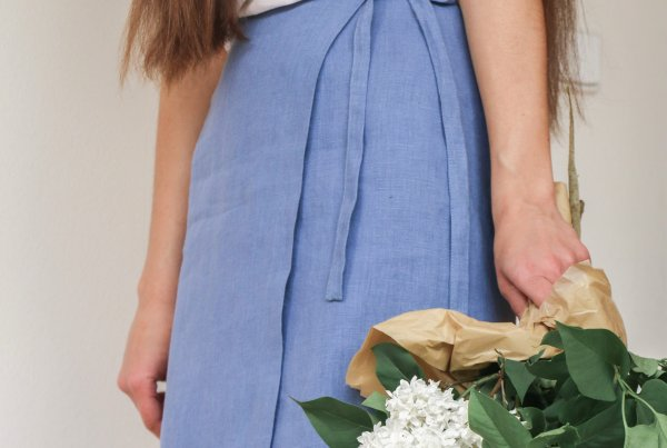 Zavinovacia sukňa